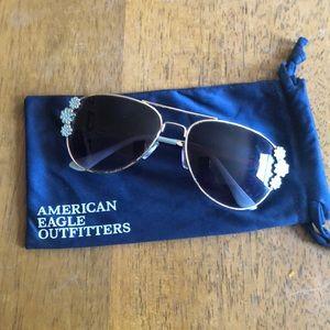 Free with bundle American Eagle sunglasses